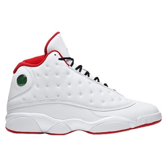check out 6a12a 6f899 ISO White and Red Retro 13 Jordans